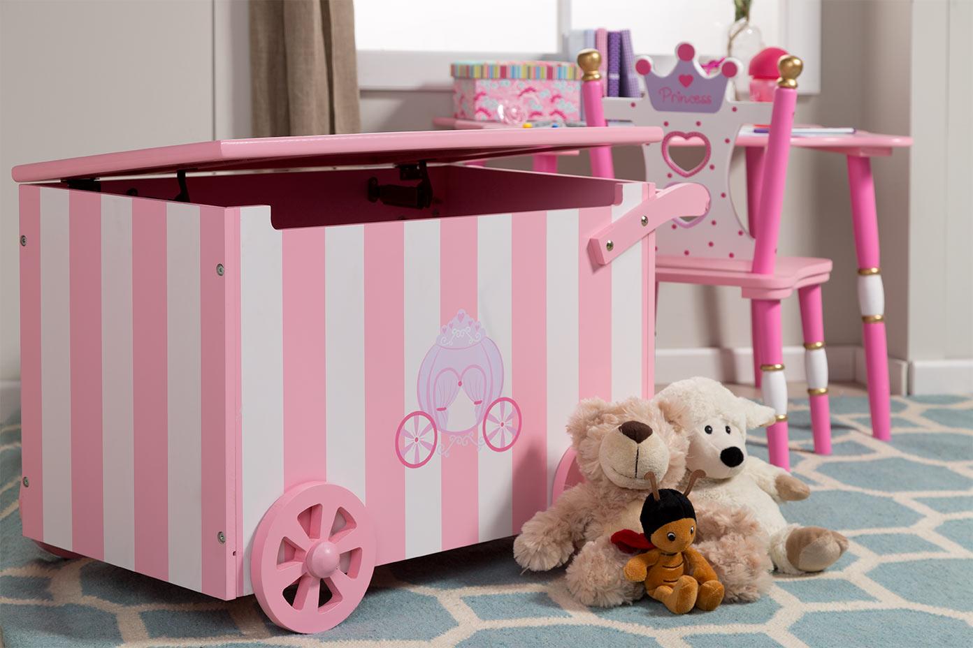Jak zmieścić wszystko w małym pokoju dziecinnym?