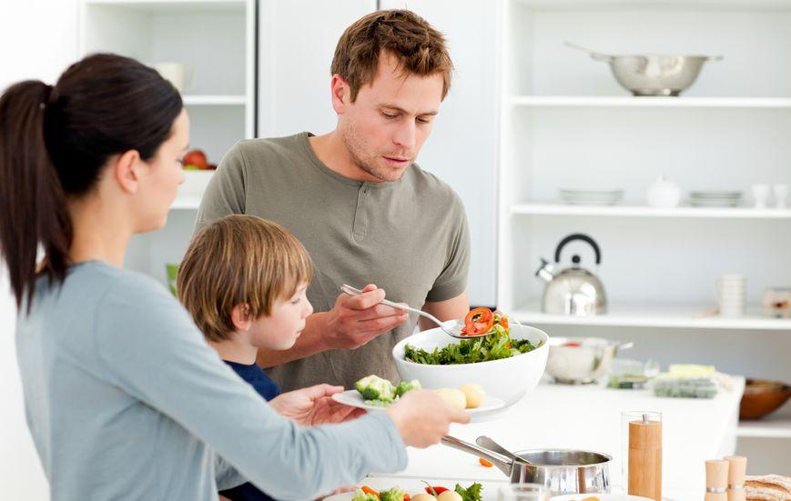 Znaczenie wspólnych posiłków
