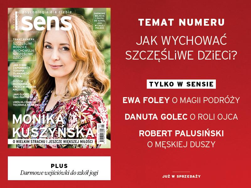 Czerwcowe wydanie miesięcznika SENS już w sprzedaży!