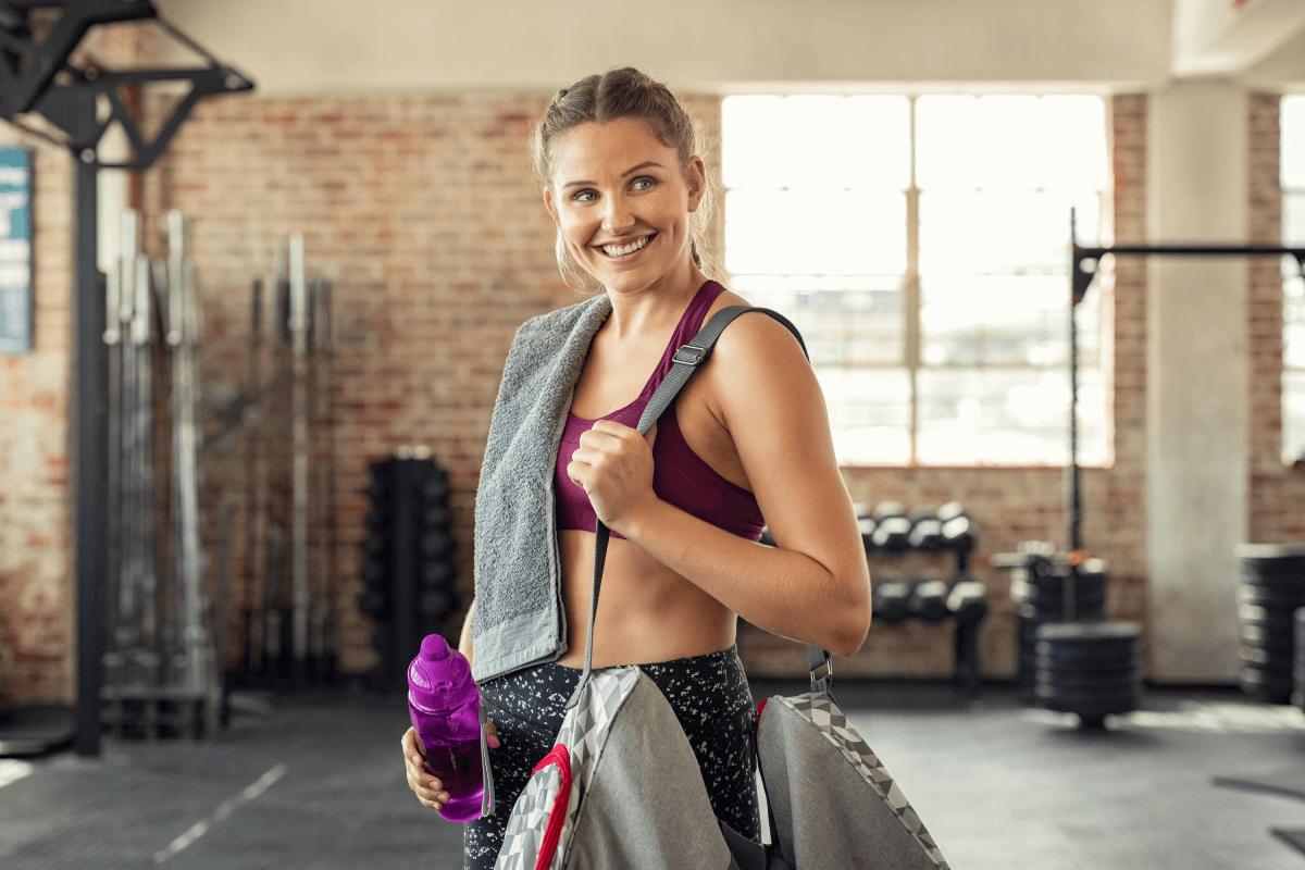 Dlaczego warto trenować fitness?