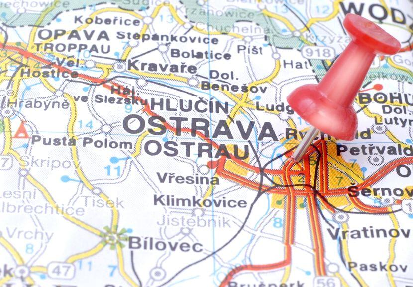 Colours od Ostrava