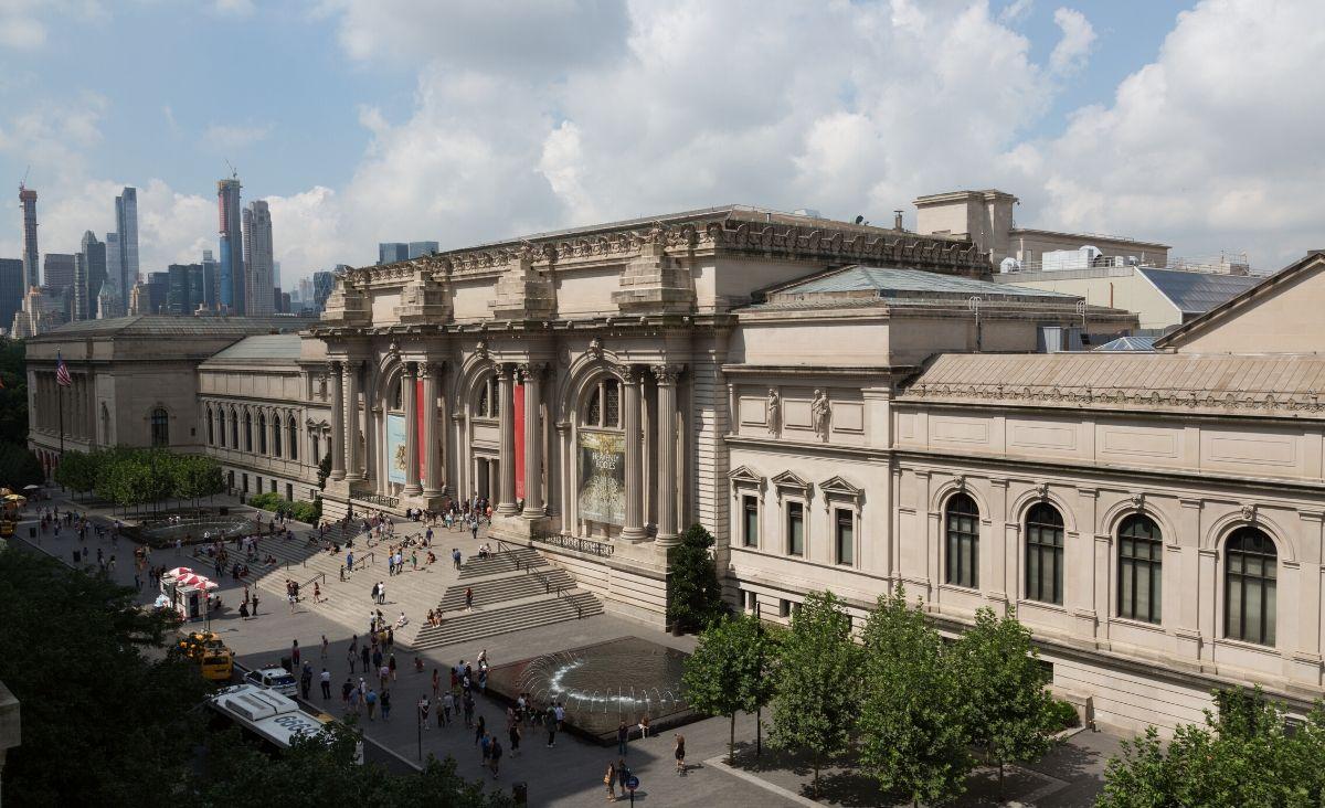 Nowojorskie Metropolitan Museum of Art można zwiedzać on-line