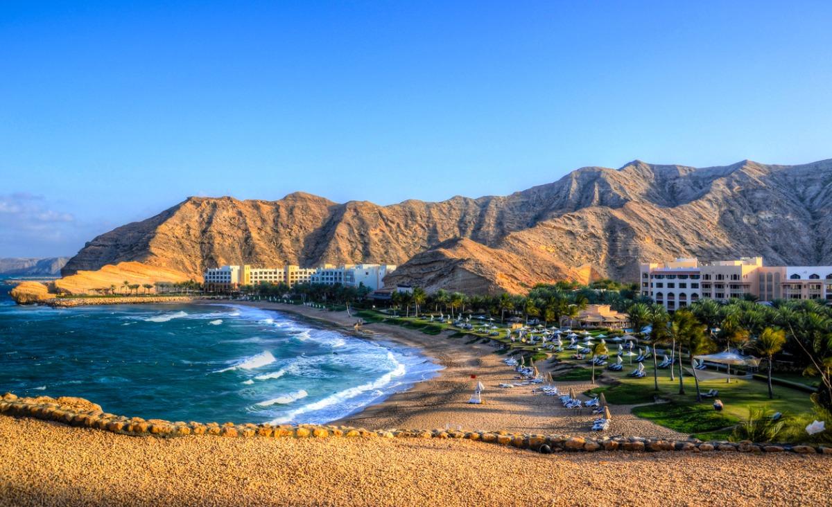 Oman - kraj kawy z kardamonem i płatkami róż