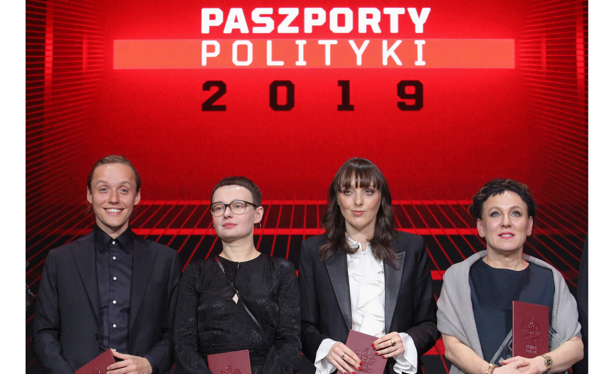Paszporty Polityki 2019 rozdane - oto lista laureatów