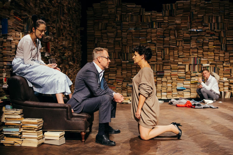 """""""Kto się boi Wirginii Woolf"""" w Teatrze Wybrzeże"""