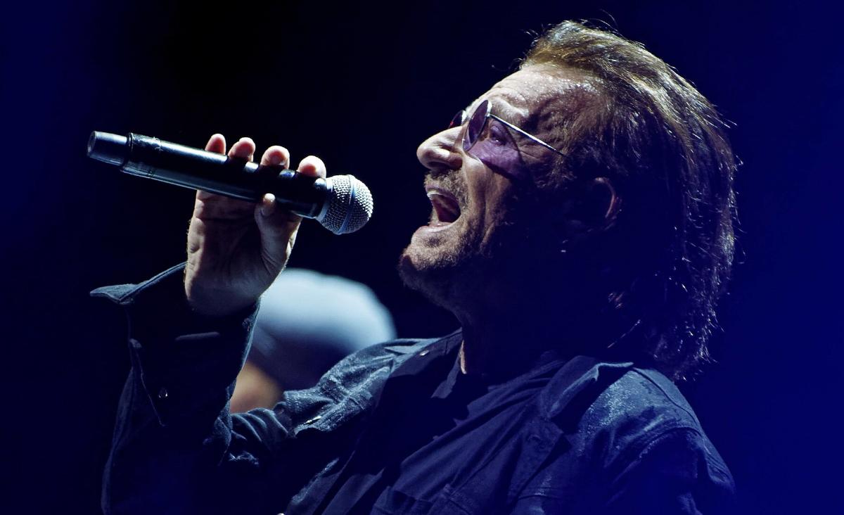 Bono nagrał piosenkę dla walczących z pandemią Włochów