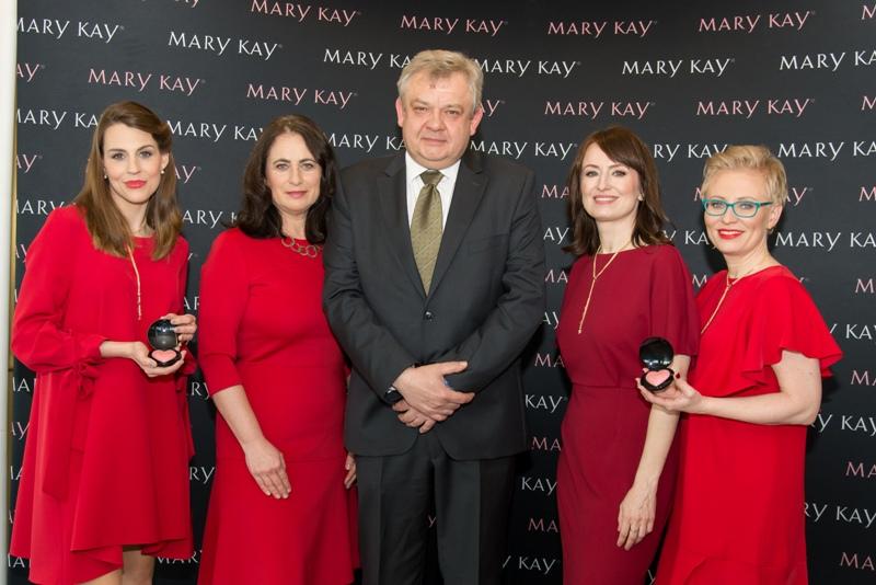 Mary Kay jest Całym Sercem z Kobietami - kampania edukacyjna