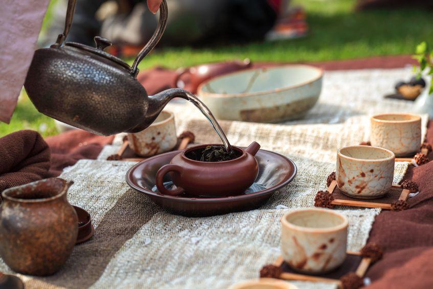Zaparzyć dobrą herbatę
