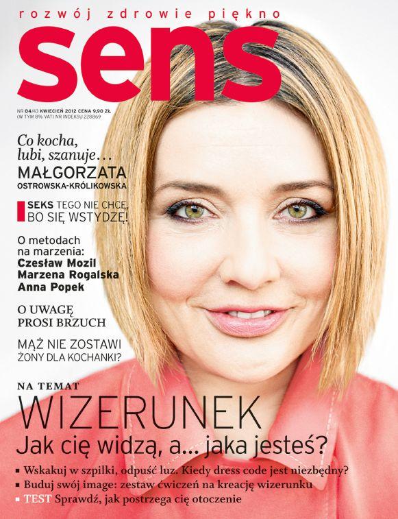 Magazyn Sens 04/2012