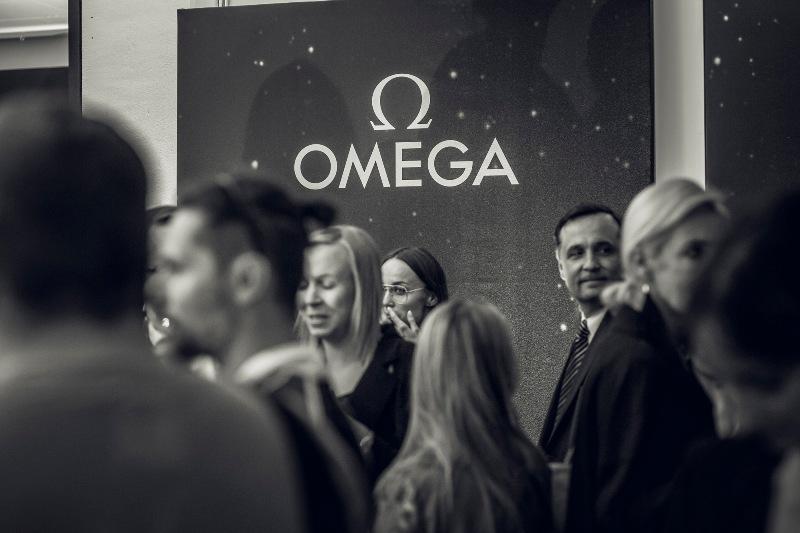 OMEGA świętuje 60. jubileusz modelu Speedmaster w Warszawie