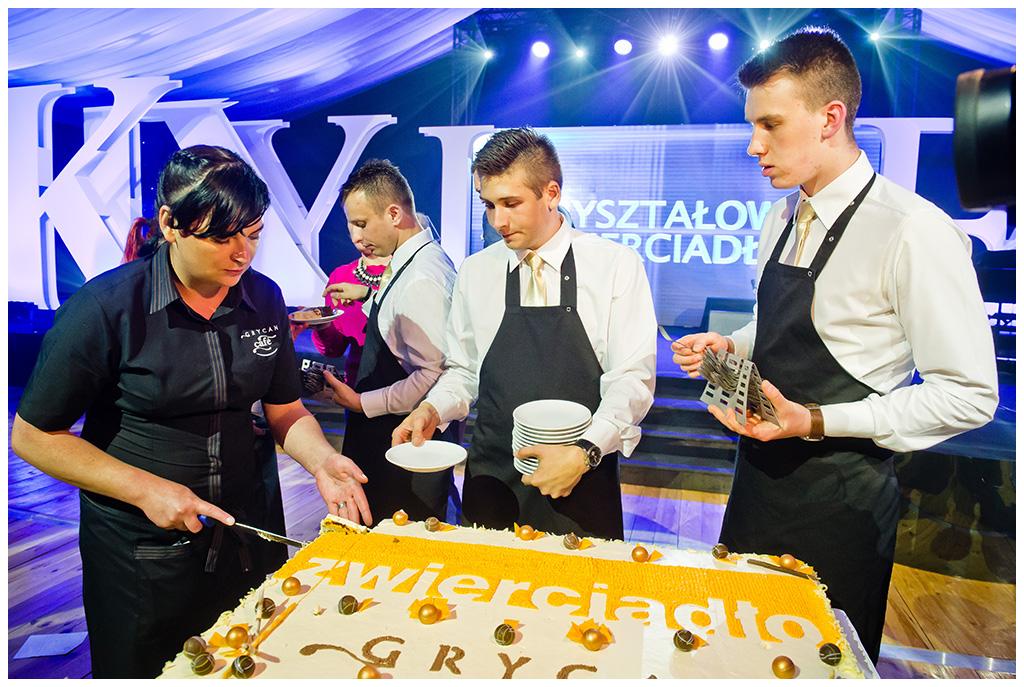 Tort ufundowany przez firmę Grycan