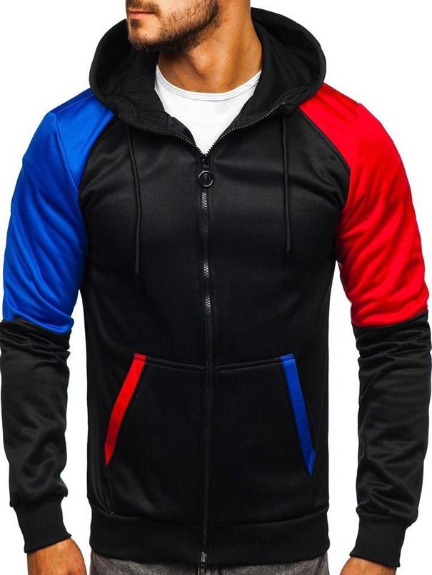 Czarna bluza to podstawa męskiej szafy. Zobacz nasze propozycje