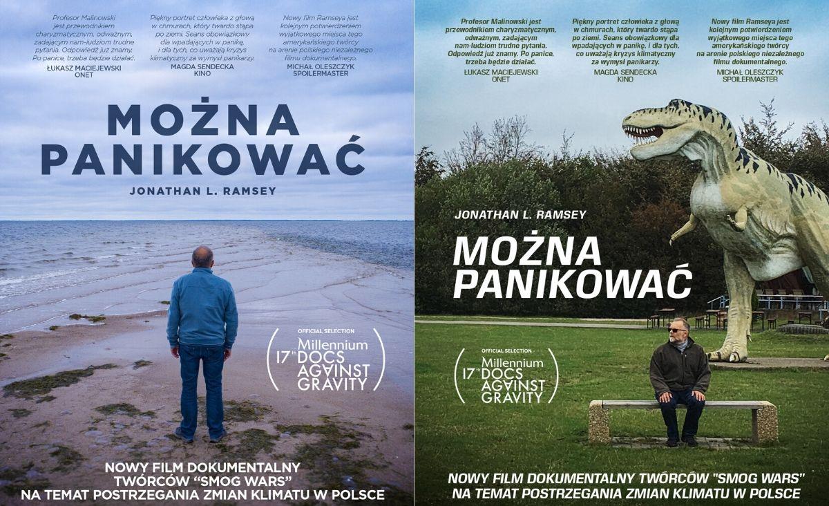 """""""Można panikować""""  - zwiastun filmu, który skłania do refleksji o klimacie"""