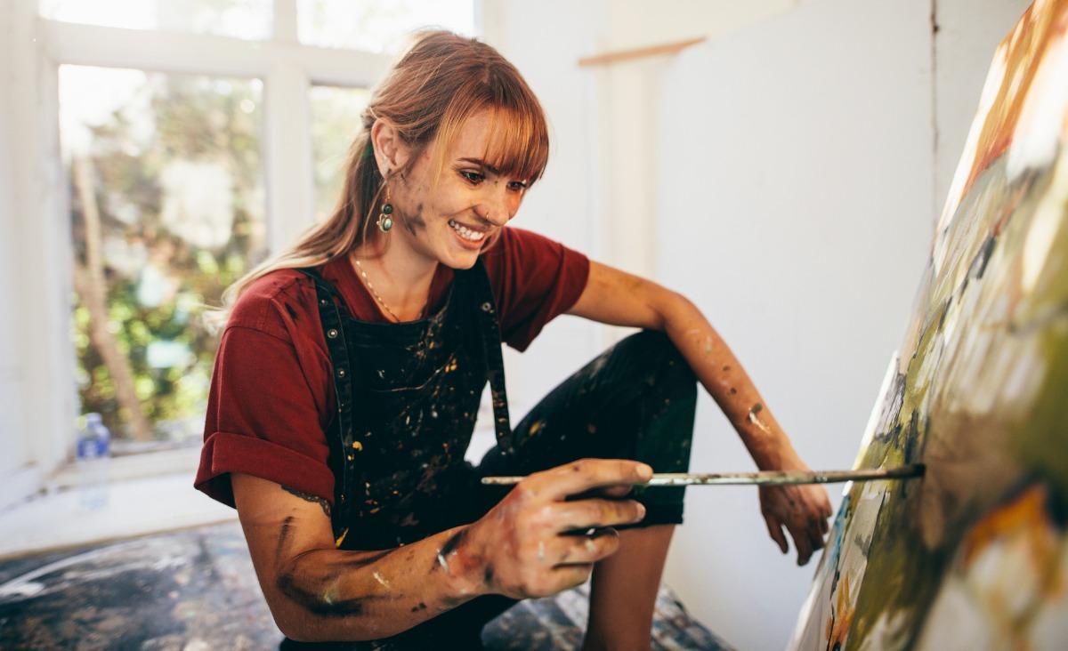 Art coaching - uruchom swoje twórcze ja