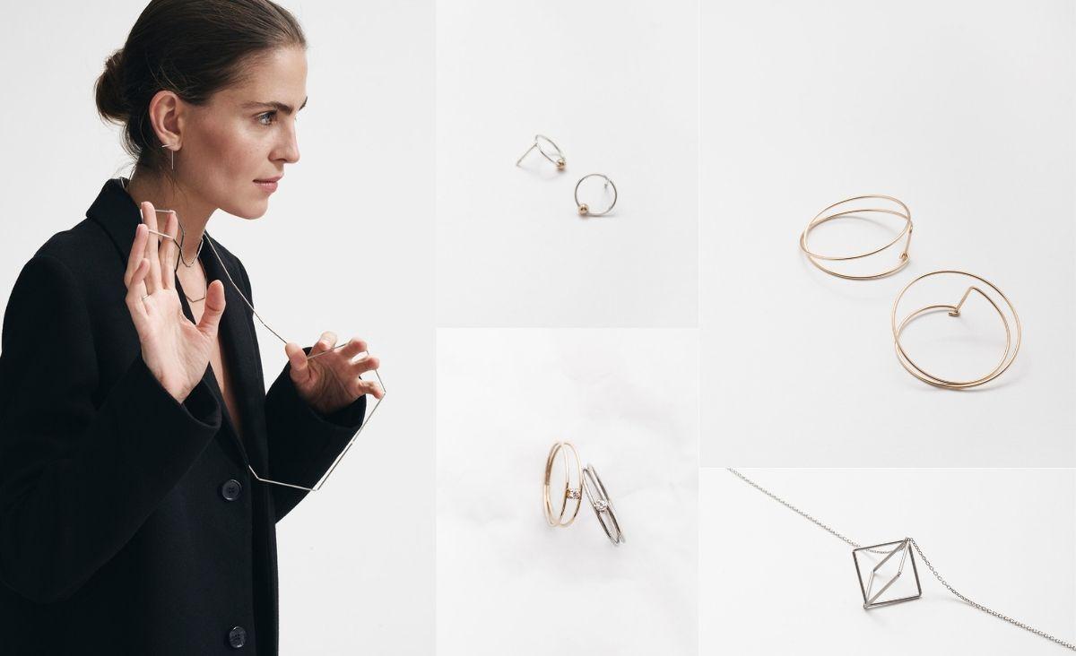 Biżuteria Agaty Bieleń (Fot. materiały prasowe)