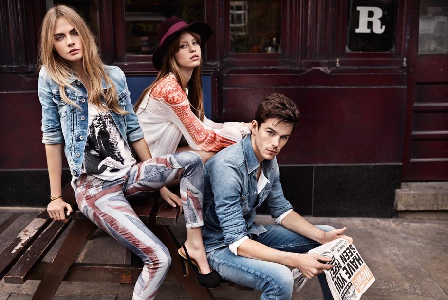 RockNRoll od Pepe Jeans na wiosnę 2013