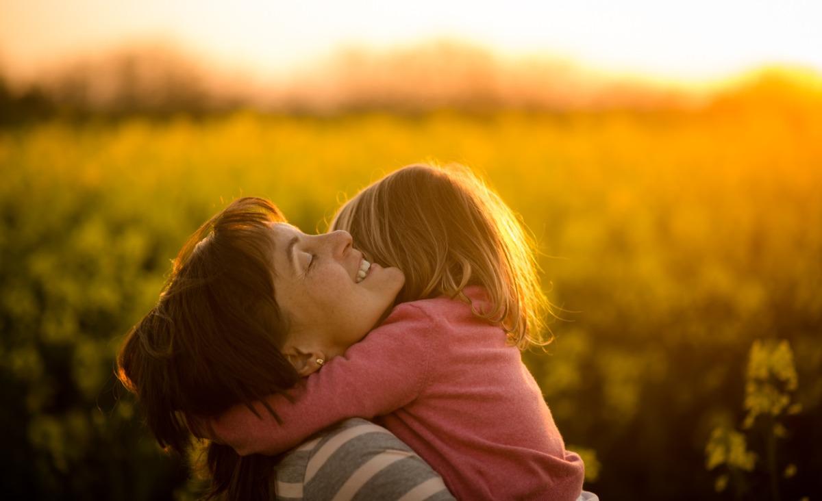 Przytulanie to najlepsza metoda wychowawcza
