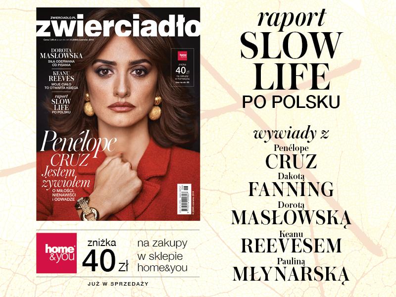 """Czerwcowe wydanie miesięcznika """"Zwierciadło"""" już w sprzedaży!"""