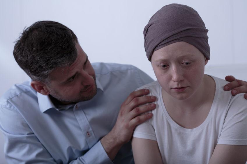 Jak rozmawiać z chorymi na raka