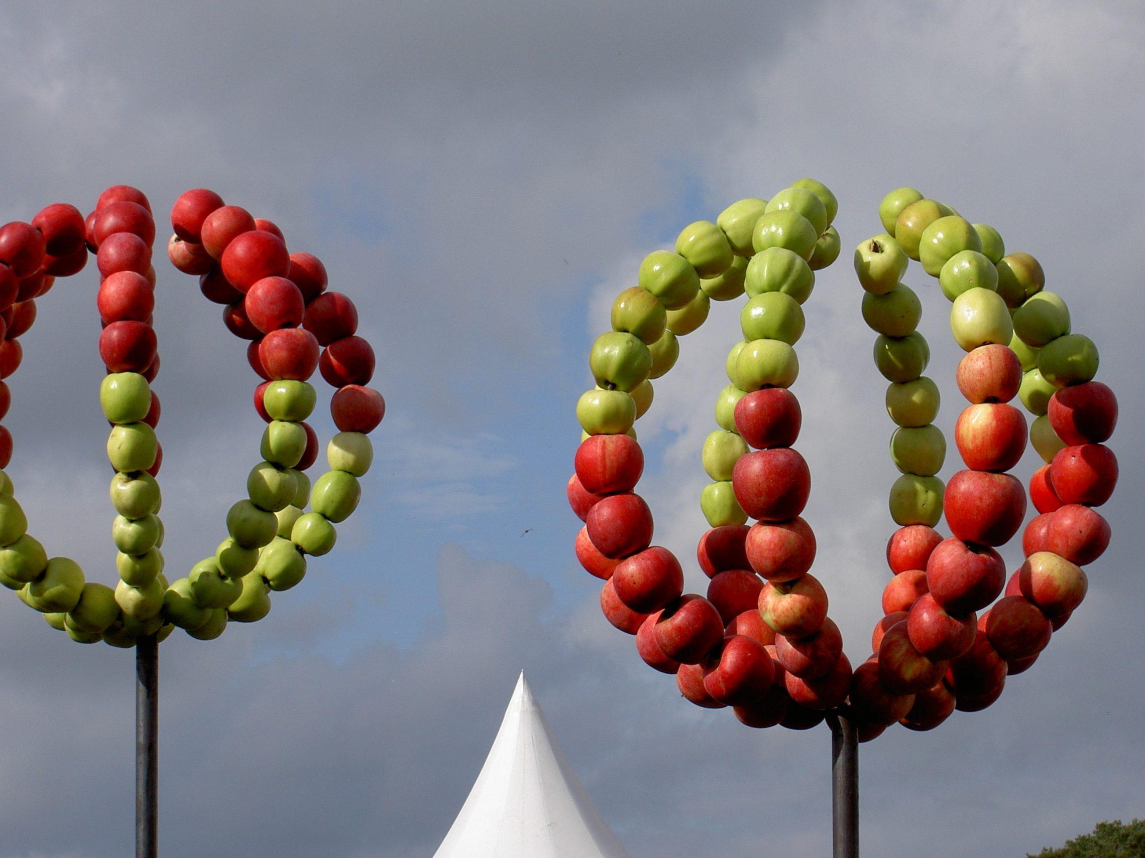 Święto jabłek w Szwecji