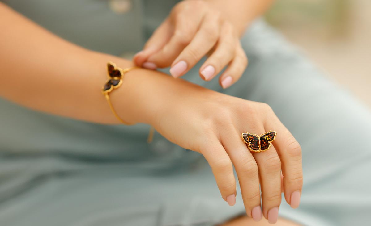 Biżuteria z bursztynem zupełnie od nowa