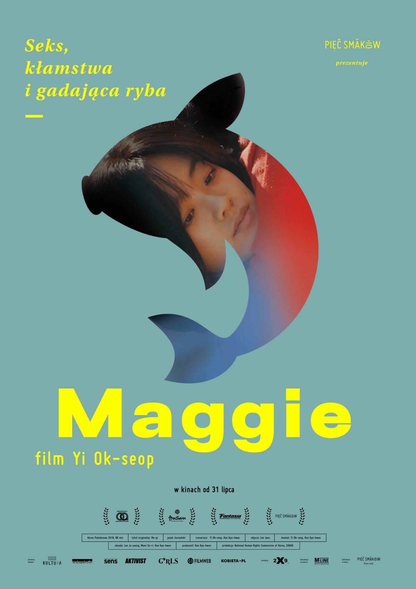 """Maggie"""