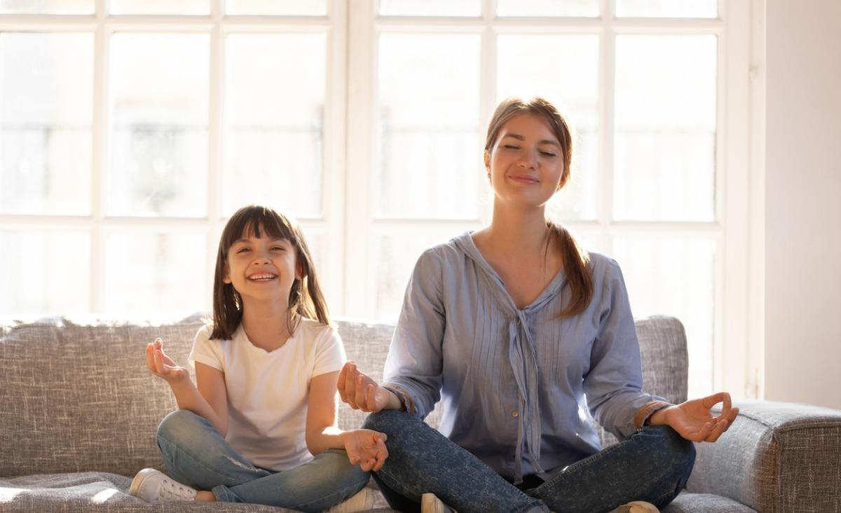 Mindfulness dla dzieci - czyli jak nauczyć medytacji pięciolatka?