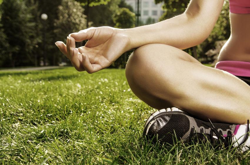 Praktyka jogi: zdrowe i ładne kolana