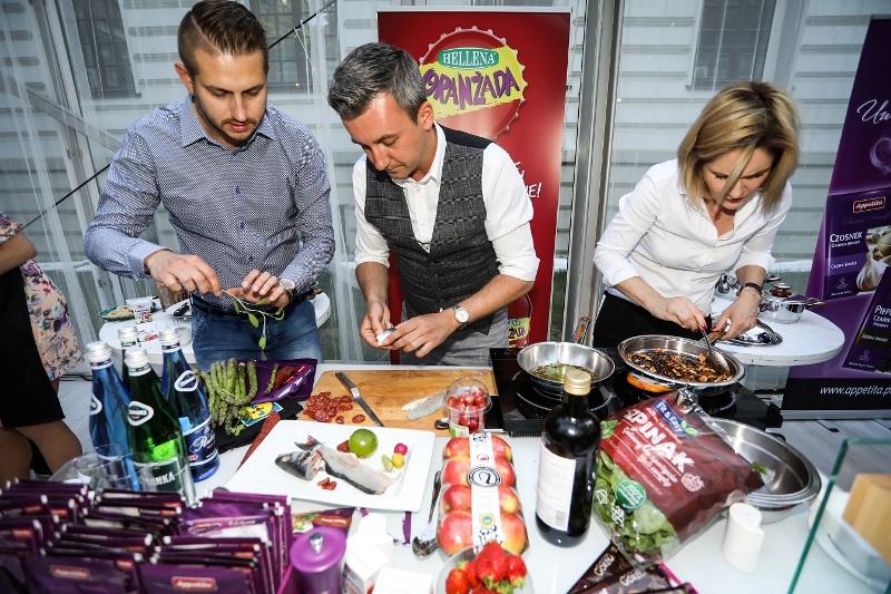 Charytatywne Kulinarne Zawody Dziennikarzy: gotowanie w szczytnym celu