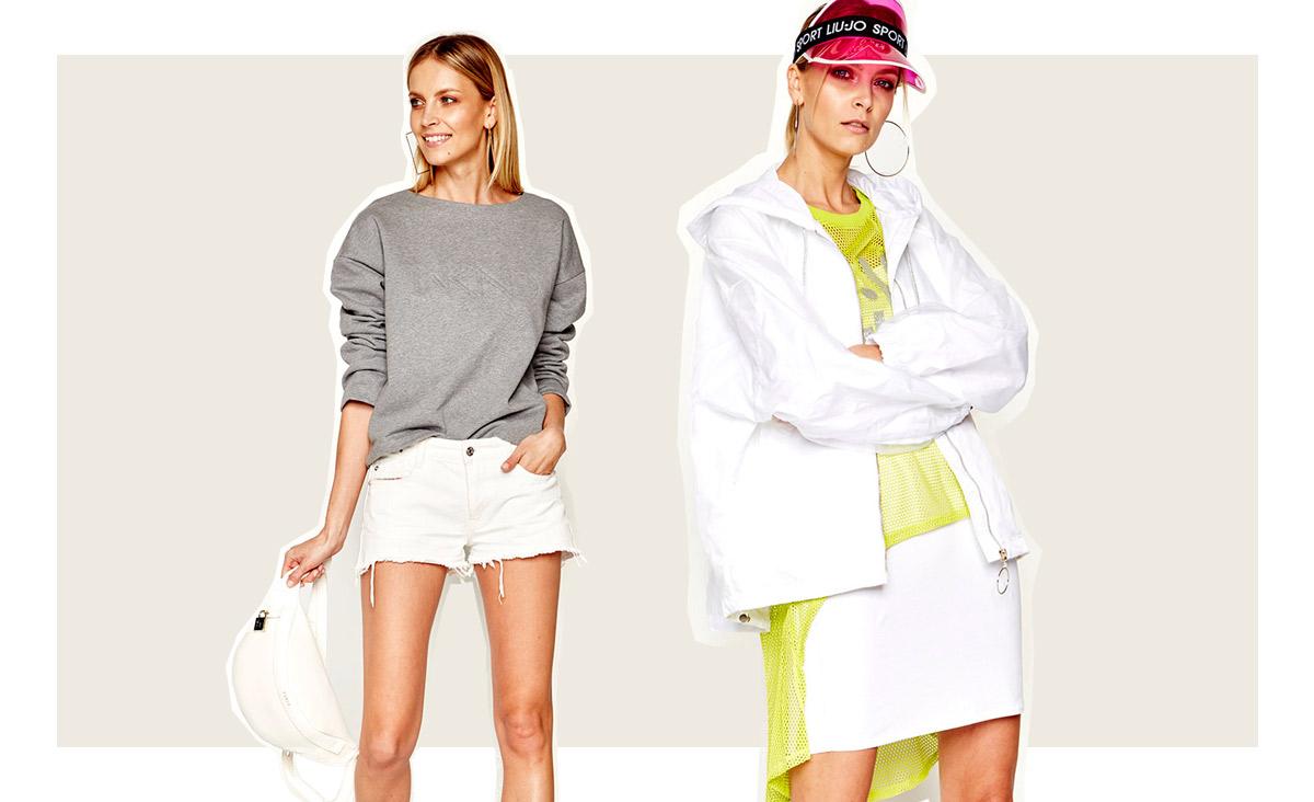 Moda weekendowa – sportowe ubrania na majówkę