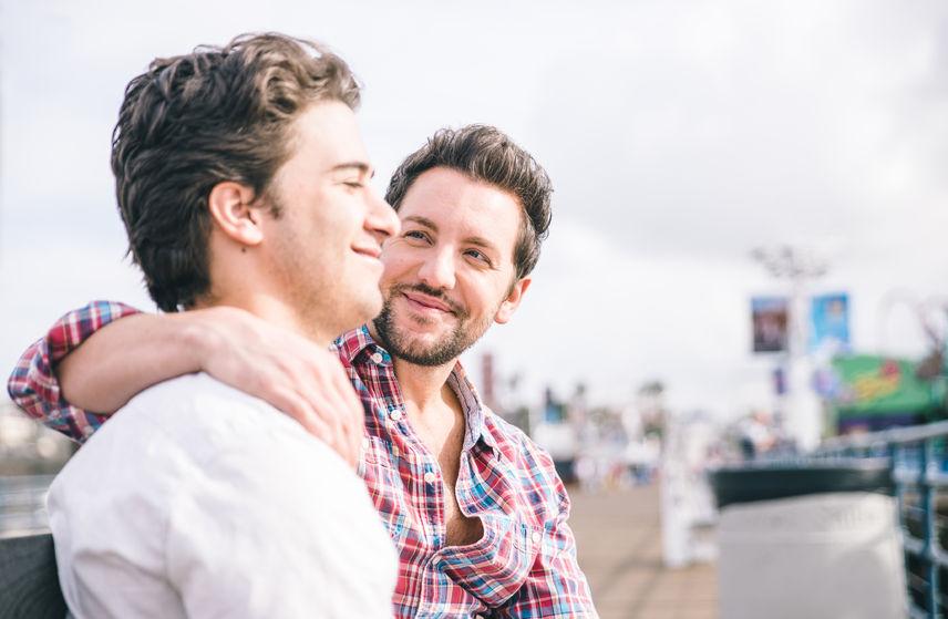 Pary homoseksualne wbadaniach