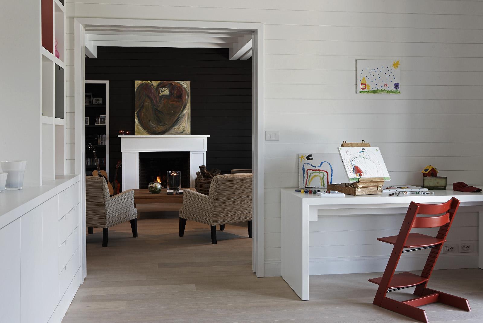 Designerskie mieszkanie w kopenhaskim stylu