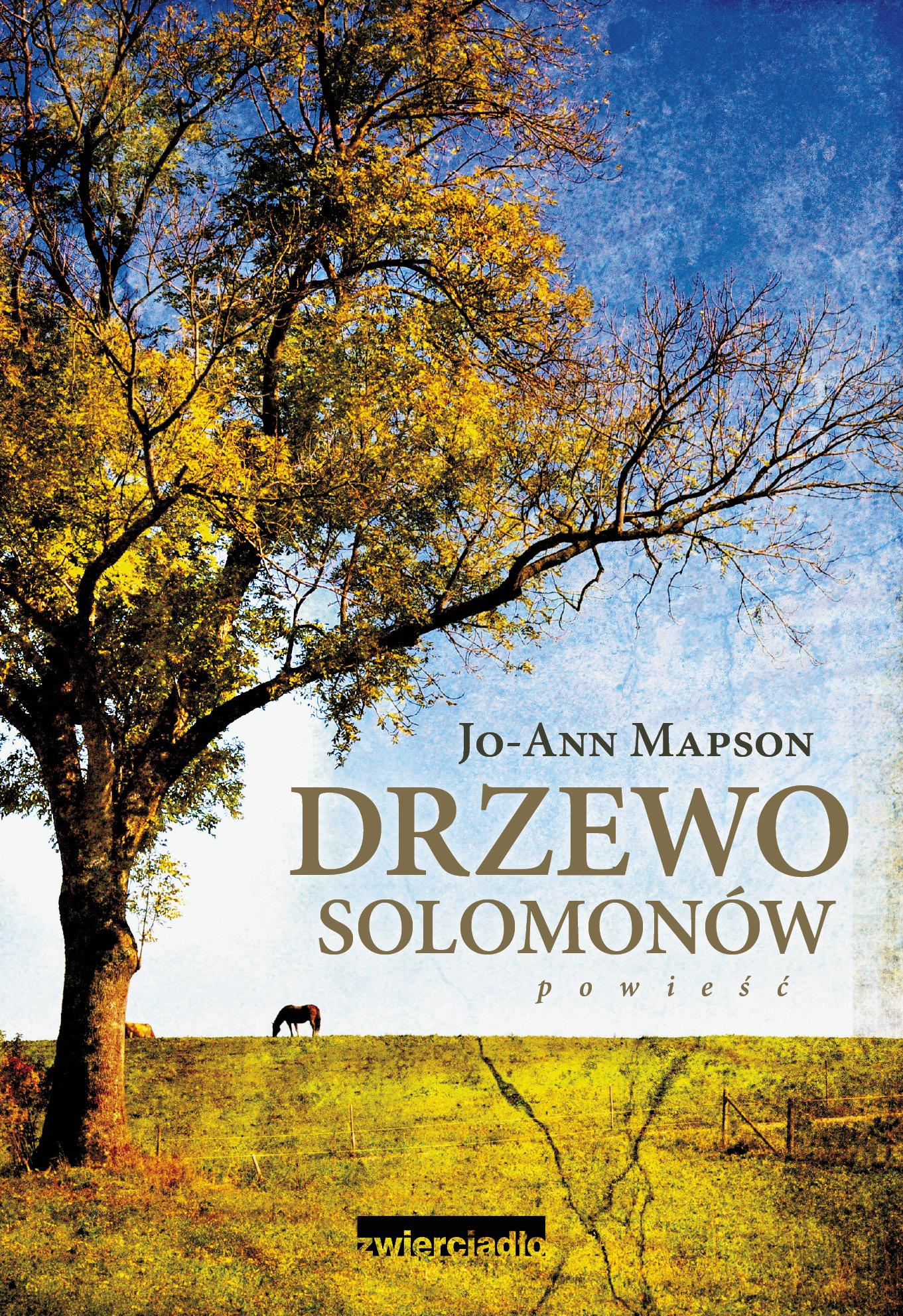 Drzewo solomonow okladka