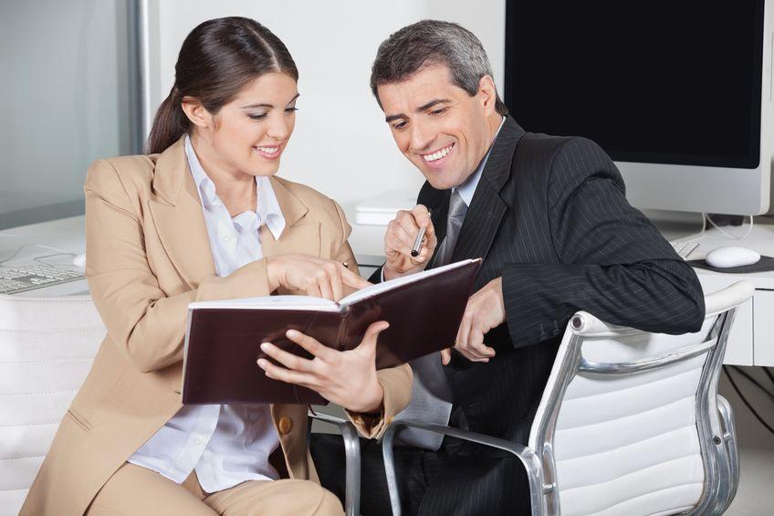 Szef nie boi się odrzucenia