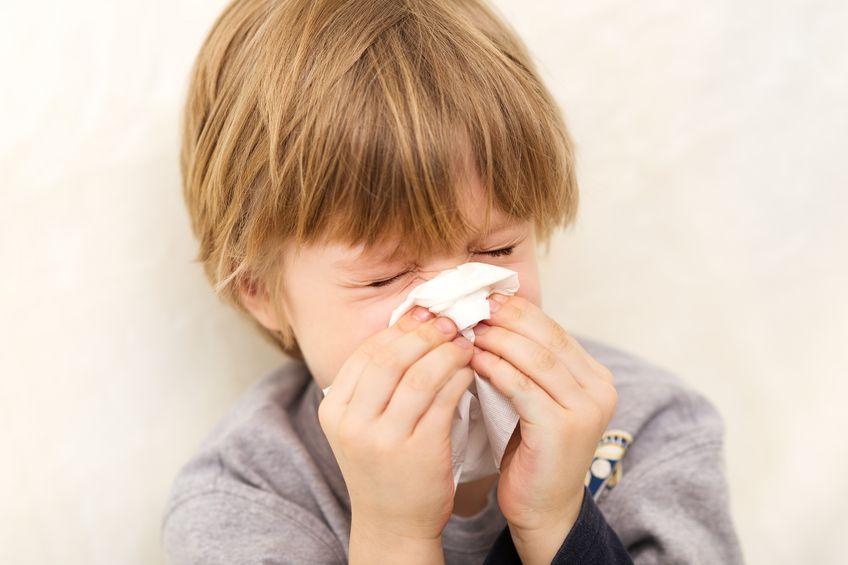 Jak odróżnić przeziębienie od alergii u dziecka?