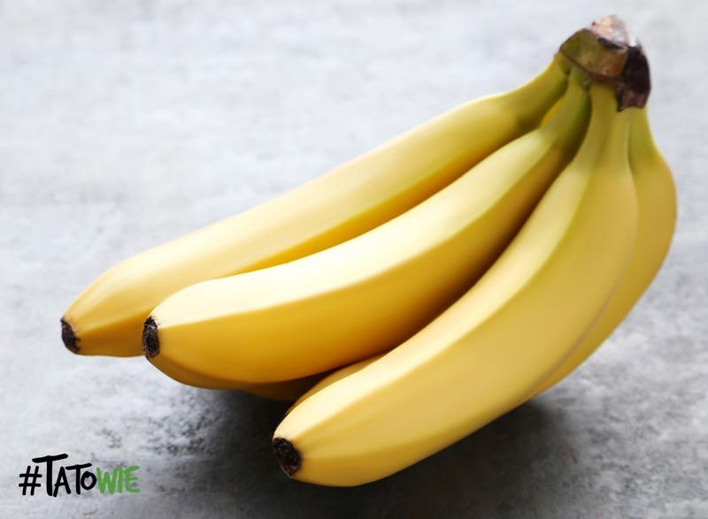 Banan – owoc szczęścia?