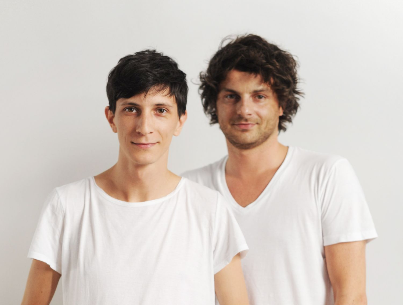 DUET BOHOBOCO - od lewej Michał Gilbert Lach i Kamil Owczarek fot  Marcin Kempski new (m)