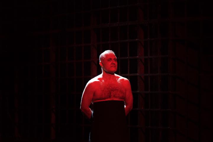 """Mary Stuart"", Teatr Ateneum, fot. Bartek Warzecha"