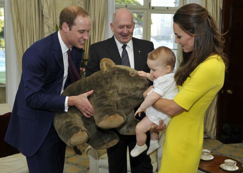 Royal Baby idzie do przedszkola