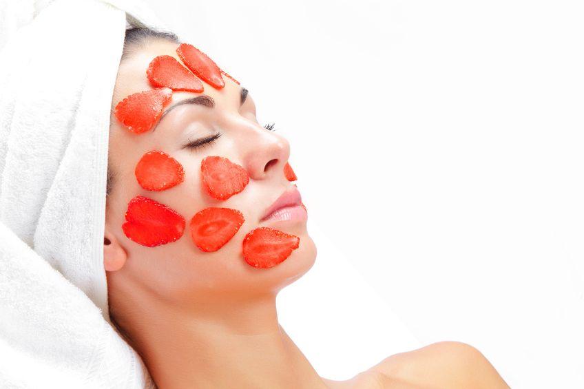 Moc truskawek w kosmetyce
