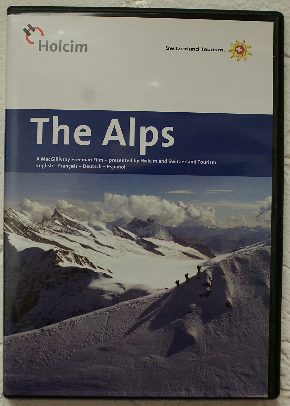 film The Alps opowiadający historię zdobywania Eigeru