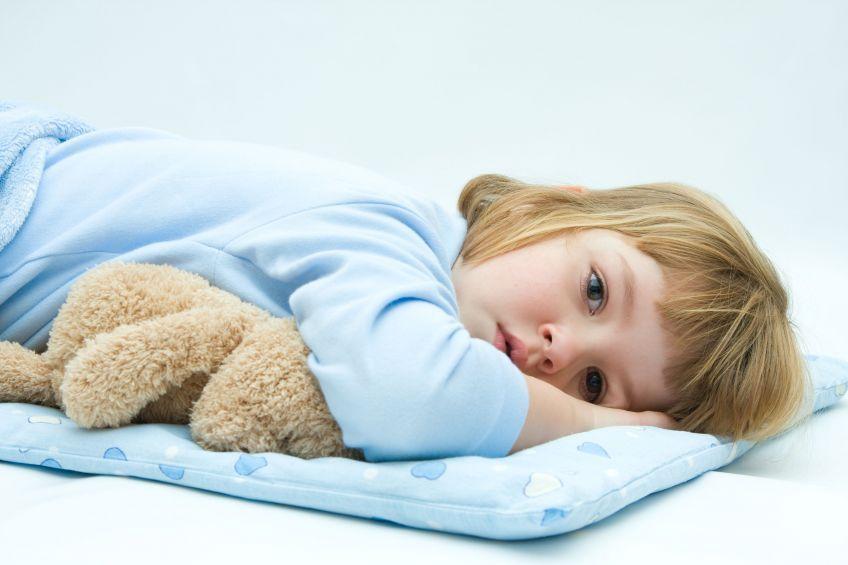 Gorączka trzydniowa u dziecka