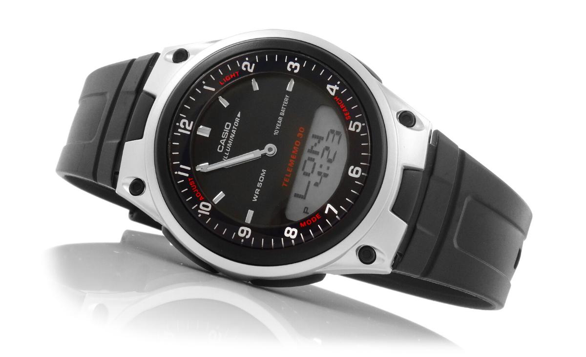 Zegarki Casio dla mężczyzn