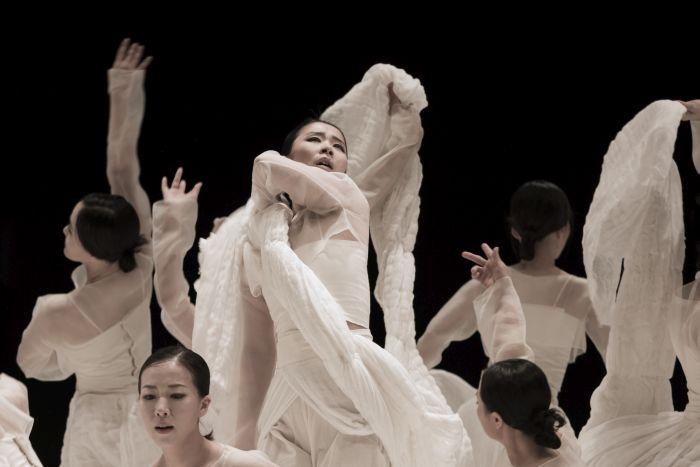 Współczesny taniec koreański w Teatrze Studio