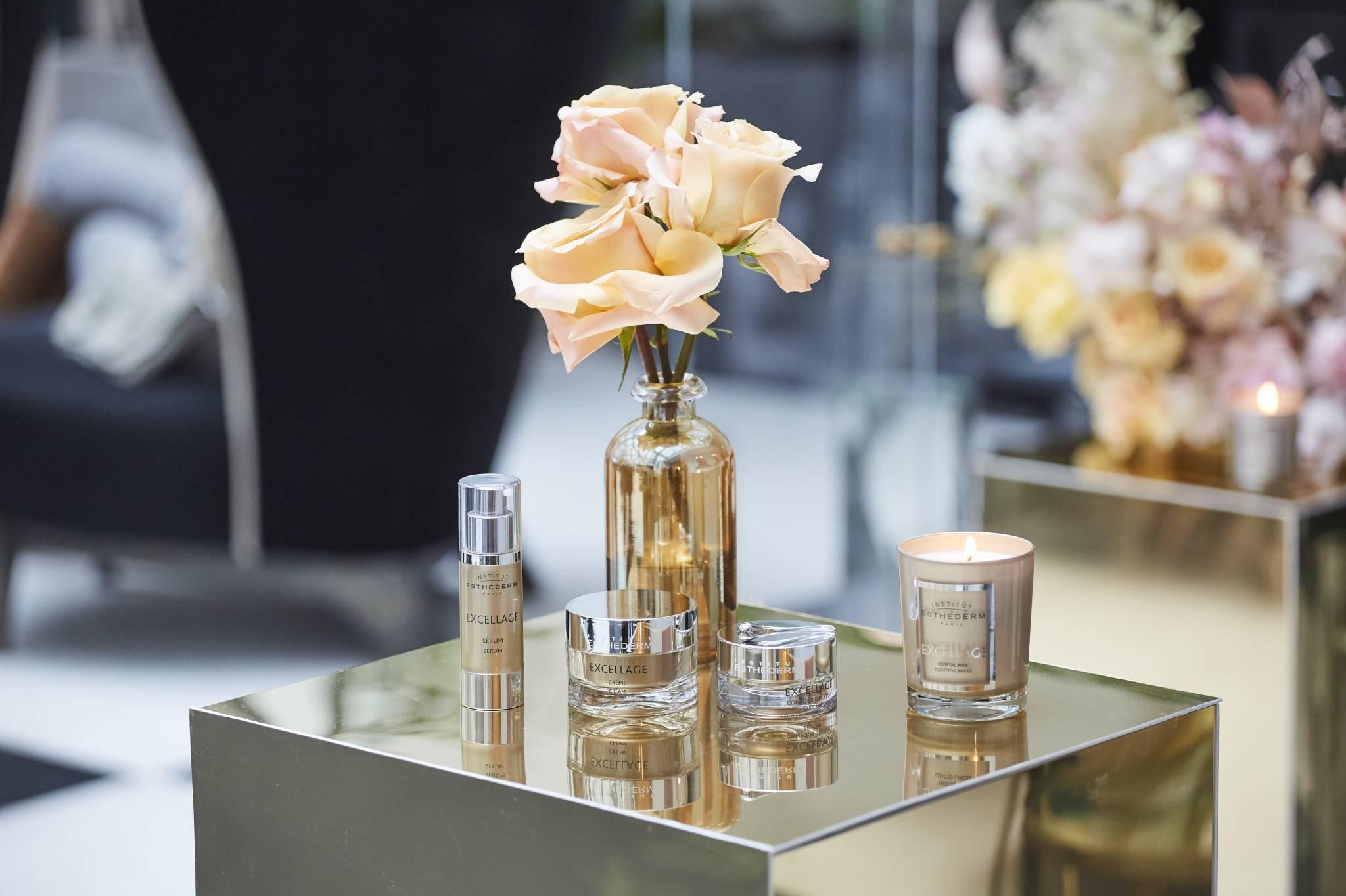 Premiera nowej luksusowej linii kosmetycznej dla skóry dojrzałej Excellage – InstitutEsthederm