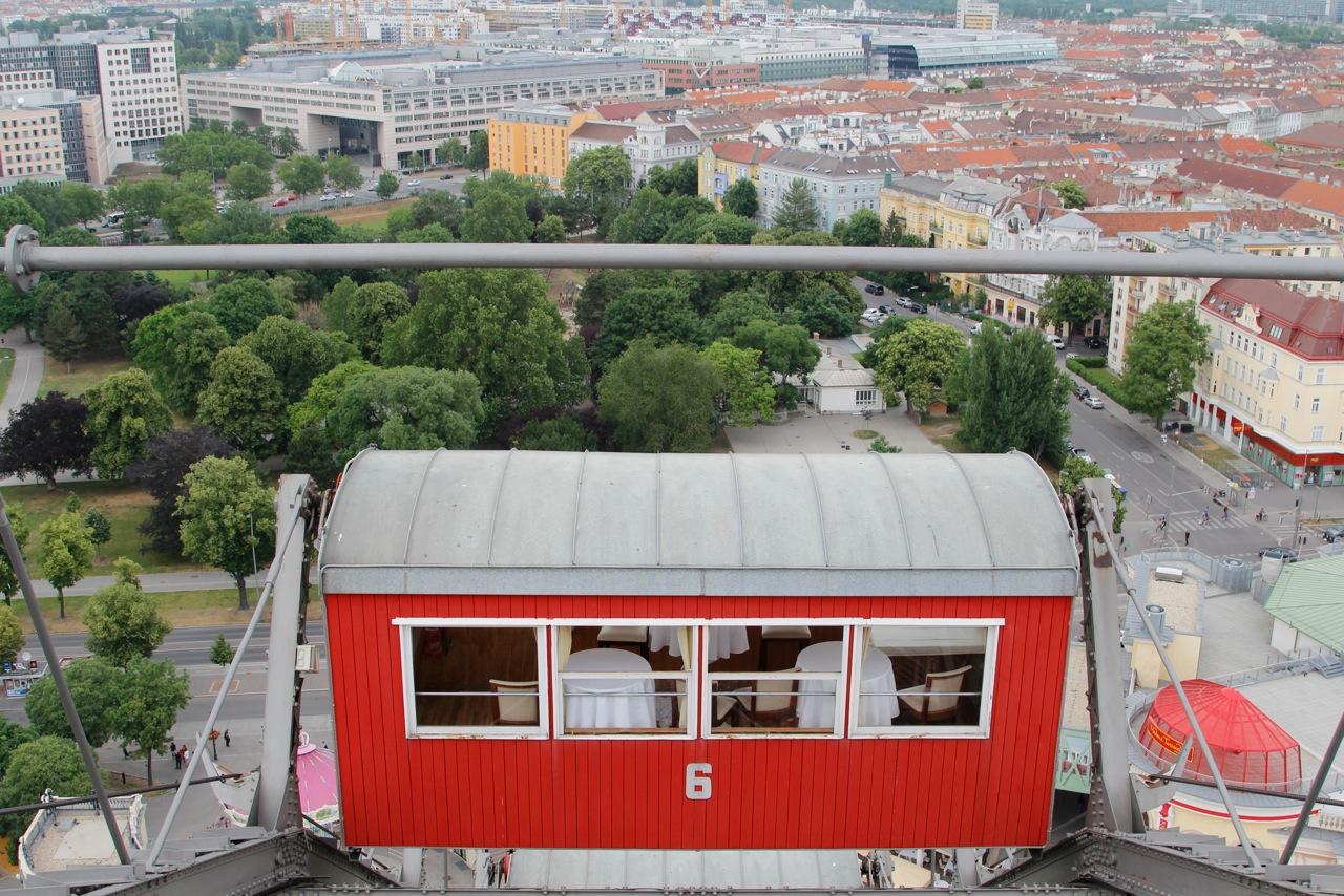 Ania Jackowska w Wiedniu
