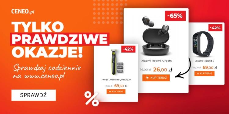 Okazje cenowe i promocje na Ceneo.pl