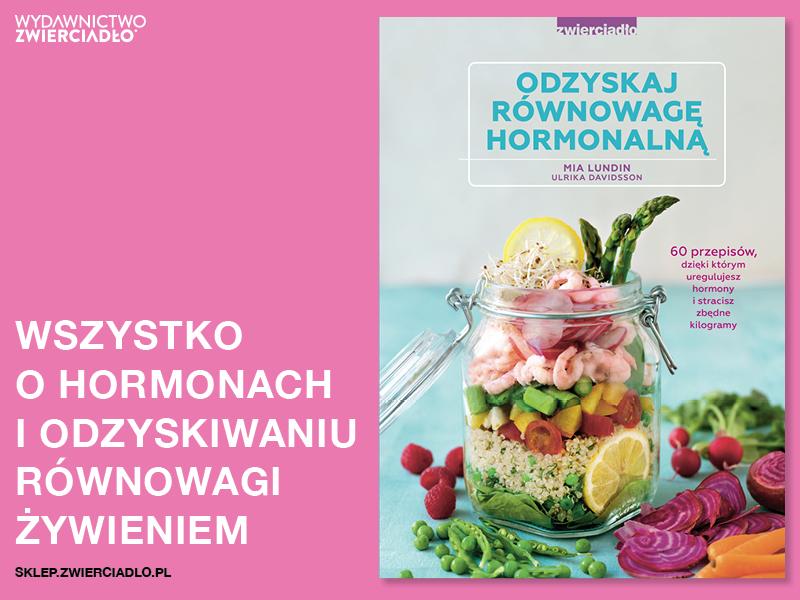 Premiera książki Odzyskaj równowagę hormonalną