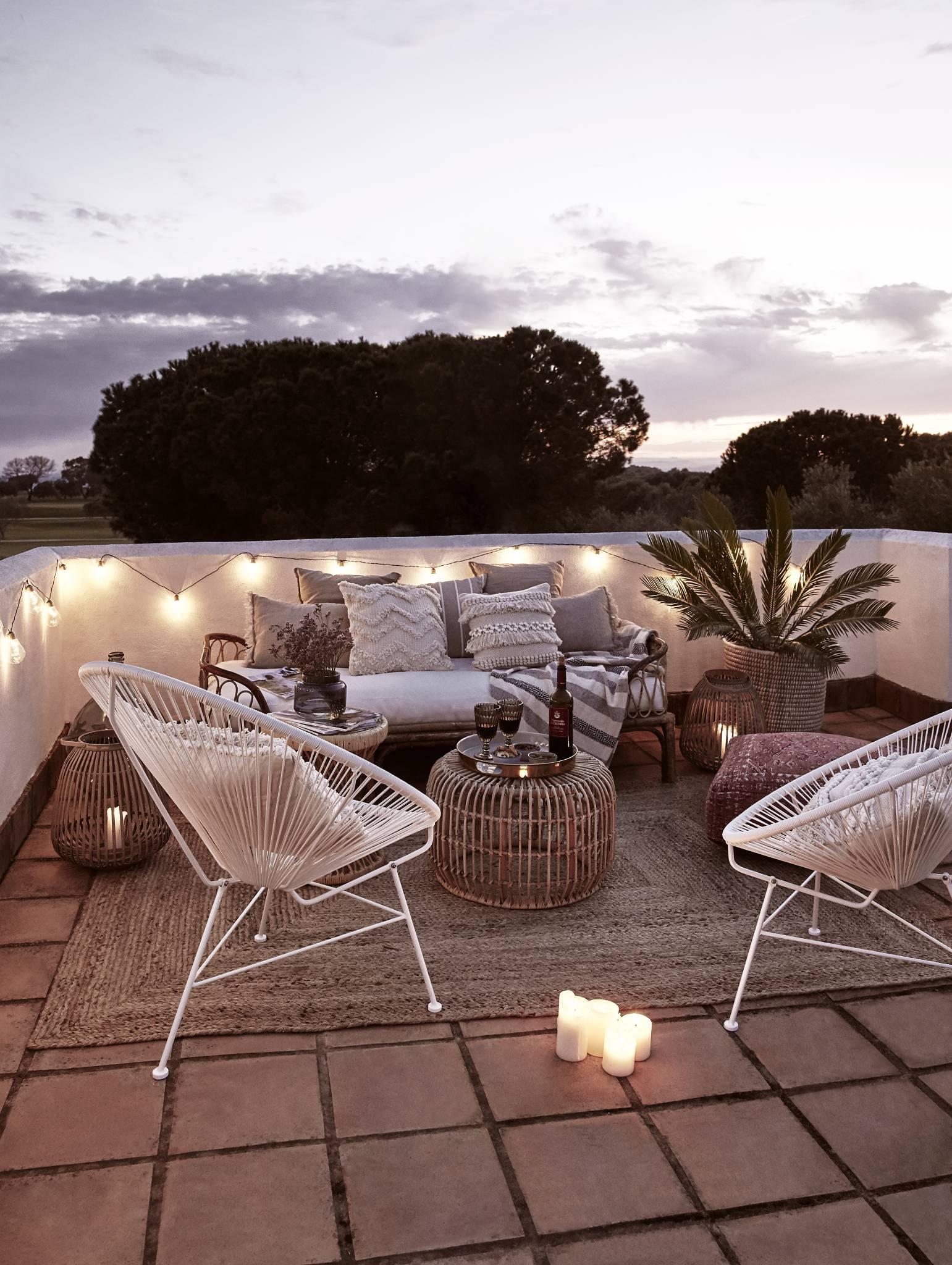Balkon - twój kokon, oaza, schronienie. Zainspiruj się