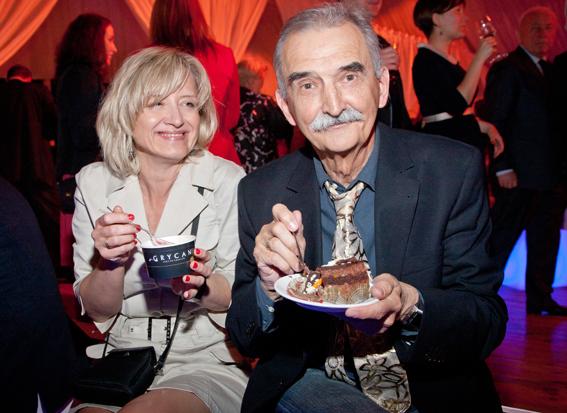 Gala Krysztalowe Zwierciadla 2012, Małgorzata i Marek Koterski